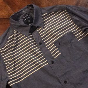 Nwot nautica boys shirt